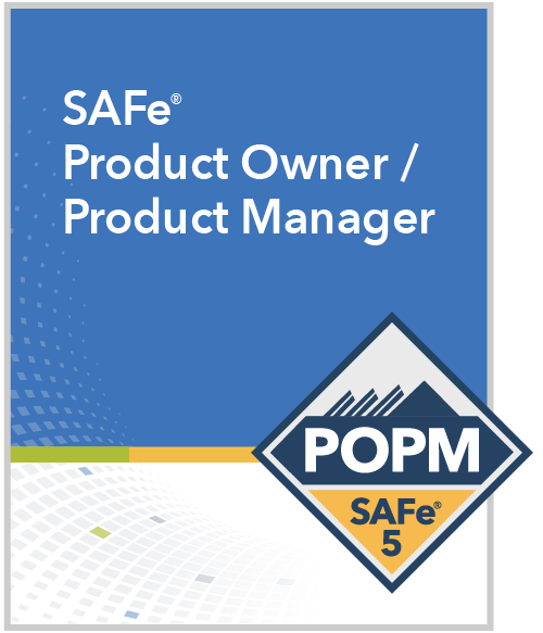 SAFe® Product Owner / Product Manager Logo