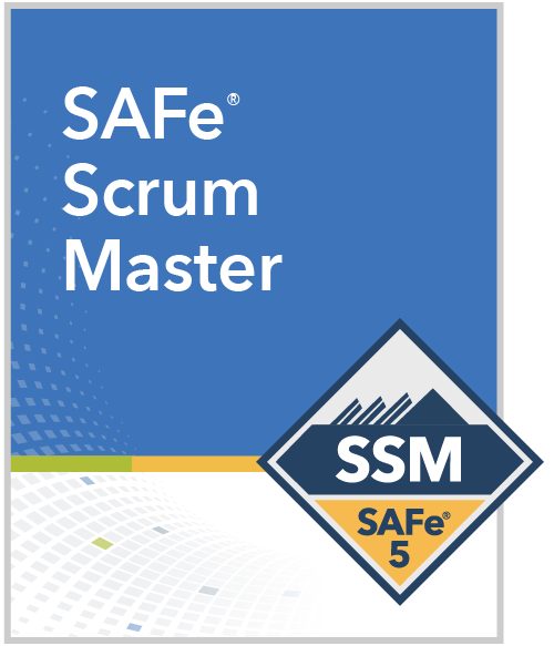 SAFe® Scrum Master Logo