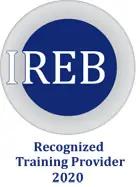 Recognized Training Provider 2020 - IREB Trainings & Schulungen