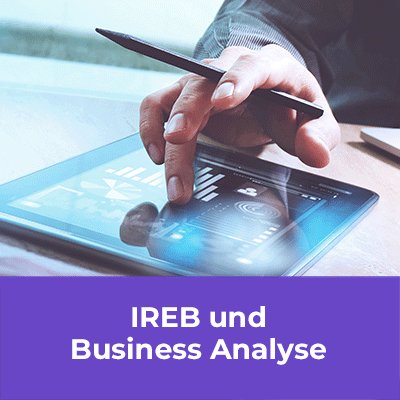 IREB und Business Analysis ASQF® Project Management
