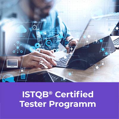 ISTQB certified tester programm